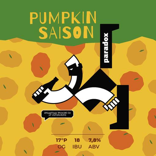 Pumpkin Saison