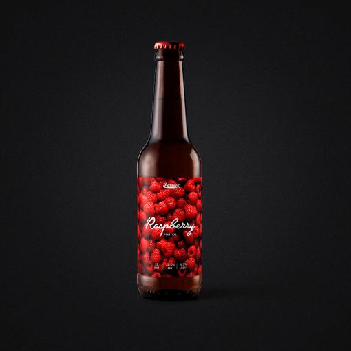 Raspberry porter